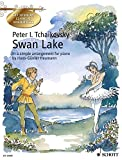 img - for SWAN LAKE SIMPLIFIED PIANO SOLO GET TO KNOW CLASSICAL MASTERPIECES book / textbook / text book