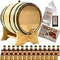 Outlaw Kit From American Oak Barrel - Make Your Own Honey Bourbon