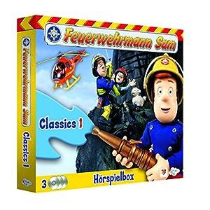 Feuerwehrmann Sam Classics - Hörspiel Box 1 (3 CDs)