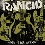 Honor Is All We Know (Limited Edition...