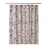 IKEA AKERKULLA - Shower curtain, multicolour - 180x180 cm