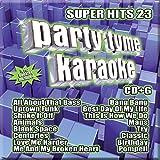 Party Tyme Karaoke - Super Hits 23 [16-song CD+G]