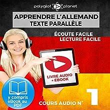 Apprendre l'Allemand - Écoute Facile - Lecture Facile - Texte Parallèle Cours Audio, No. 1: Lire et Écouter des Livres en Allemand | Livre audio Auteur(s) :  Polyglot Planet Narrateur(s) : Markus Schneider, Ory Meuel
