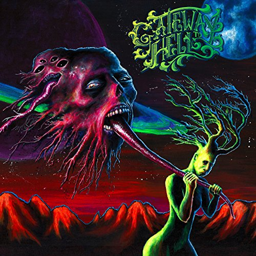 Gateway to Hell - Clovers (LP Vinyl)