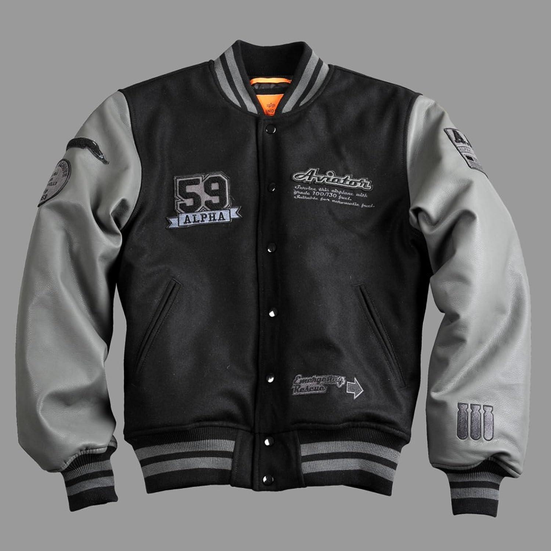 Alpha Industries – Varsity College Jacke (div. Farben) online kaufen