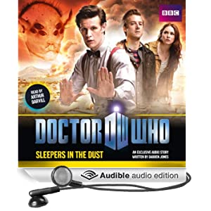 Doctor Who: The Sleepers in the Dust (Unabridged)