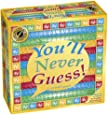 YOU'LL NEVER GUESS! Board Game