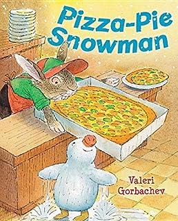 Book Cover: Pizza-pie Snowman