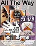 GCH Guitar Academy Left Handed Guitar Course All the Way Guitar Left Handed Version Absolute Beginners to Intermediate Plus DVD