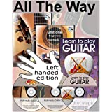 GCH Guitar Academy Left Handed Guitar Course: All the Way Guitar, Left Handed Version - Absolute Beginners to Intermediate Plus [DVD]by Gareth Hargreaves