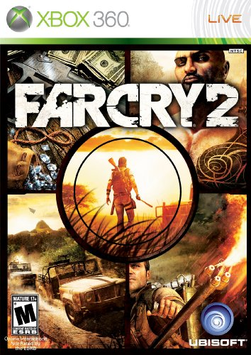 FarCry 2 on Xbox 360