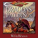 Dragons of a Fallen Sun: Dragonlance: The War of Souls, Book 1 Audiobook by Margaret Weis, Tracy Hickman Narrated by Marieve Herington