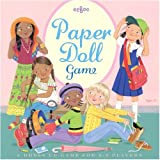 612 ZA6MWUL. SL160  Paper Doll Game