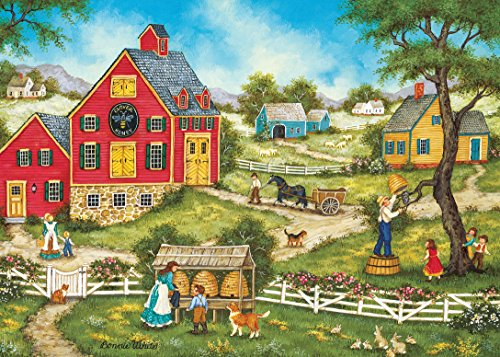 Masterpieces Telling the Bees Heartland Jigsaw Puzzle (500-Piece)