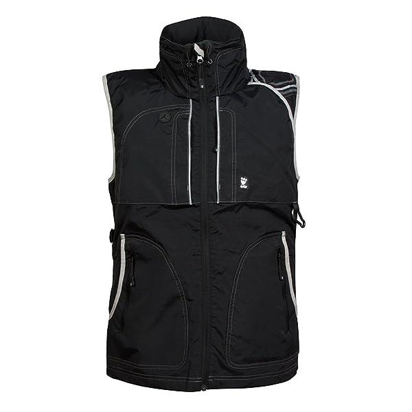 Hurtta Trainer's Vest, For Dog Trainers, Granite, XXL (Tamaño: XXL)