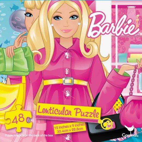 Barbie Lenticular 48 Piece Puzzle