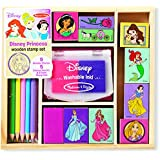 Disney Princess Wooden Stamp Set