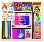 Disney Princess Wooden Stamp Set