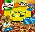 Knorr Fix für Thai Kokos Hähnchen, 6er Pack (6 x 31 g) von Knorr auf Gewürze Shop