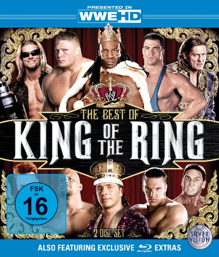 WWE - The Best Of King Of The Ring (Blu-ray)