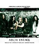 Original Album Collection (Wages of Sin / Anthems of Rebellion / Doomsday Machine)