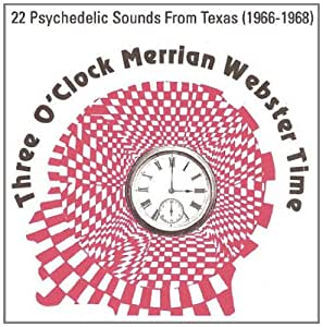 Three O'Clock Merrian Webster Time