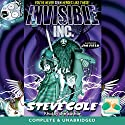 Invisible Inc.: Magic Ink, Book 4 Audiobook by Steve Cole Narrated by Steve Cole