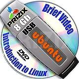 Ubuntu 15.04 sur 8 GB flash USB et DVD d'installation complet 3-disques et Set de reference ensemble, 32 et 64-bit
