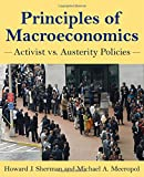 img - for Principles of Macroeconomics: Activist vs Austerity Policies book / textbook / text book