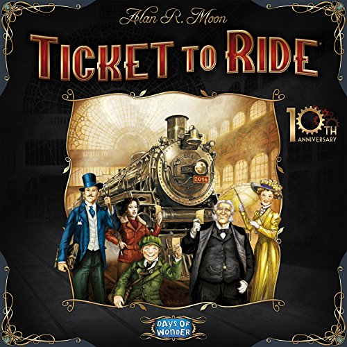 Asterion - Ticket To Ride Anniversary Edition