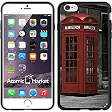buy Ip6+ British Telephone Booth For Iphone 6 Plus 5.5 Inch Case Cover By Atomic Market