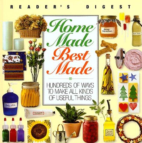 Homemade, best made (Reader's Digest)