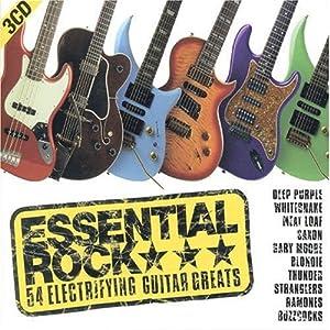 Essential Rock [AMAZON EXCLUSIVE]