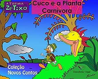 Amazon.com: Cuco e a Planta Carnívora: Coleção Novos