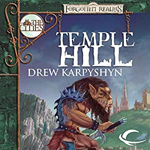 Temple Hill Audiobook