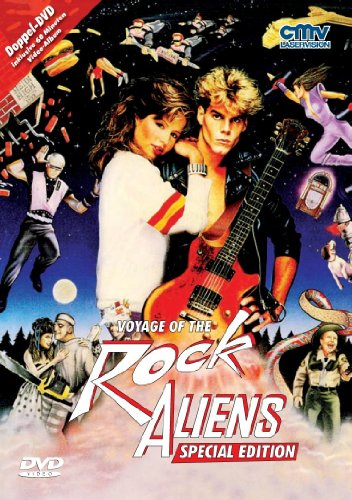 Voyage of the Rock Aliens - Special Edition (2 DVDs)