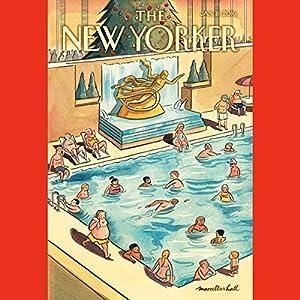 The New Yorker, January 11th 2016 (Katherine Zoepf, Tad Friend, Thomas Mallon) Periodical