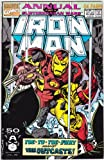 img - for Iron Man Annual, Vol. 1, No. 12, 1991 book / textbook / text book