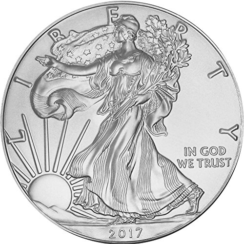 2017 US Mint American Silver Eagle