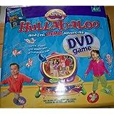 Cranium Hullabaloo DVD Game Amazing Animal Adventure in Square Tin Box