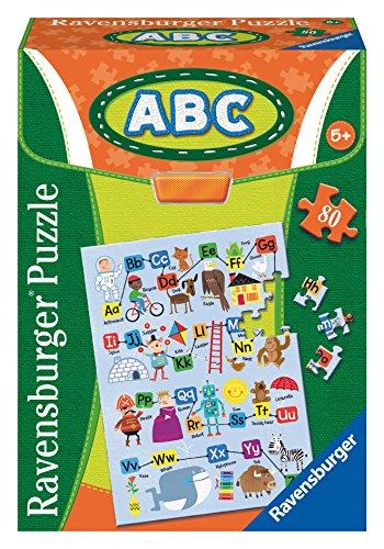 Ravensburger ABC Educational Puzzle (80 Piece)
