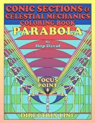 Conic Sections & Celestial Mechanics Coloring Book