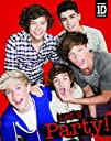 INVITES ONE DIRECTION Invitations 8 per package