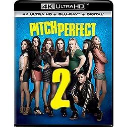 Pitch Perfect 2 [4K Ultra HD + Blu-ray]