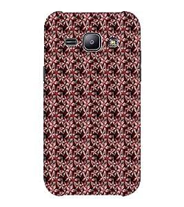 EPICCASE pathful flower Mobile Back Case Cover For Samsung J1 Ace (Designer Case)