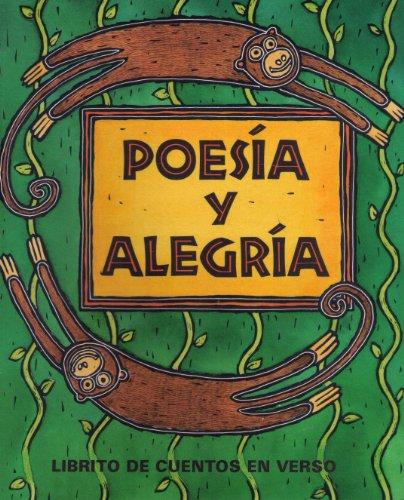 Title: Poesia y Alegria Librito de Cuentos en Verso Spani