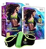 echange, troc Zumba fitness 2 : sculptez votre corps en musique + ceinture