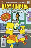 img - for Simpsons Comics Presents Bart Simpson No. 26 Big Spender book / textbook / text book
