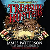 Treasure Hunters | [James Patterson, Chris Grabenstein, Mark Shulman]