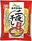 藤原製麺 二夜干しラーメン 醤油 117.5g×10袋